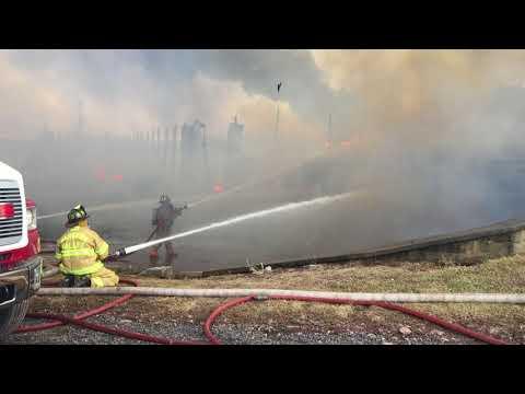 East Penn Horse Farm Fire