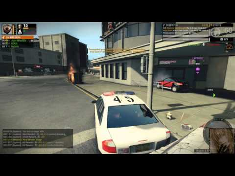 APB reloaded: MP3 player test police radio