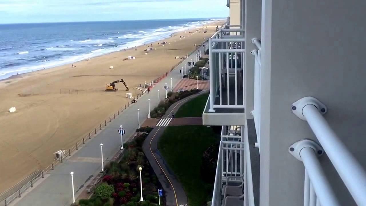 Marriott Courtyard Virginia Beach Hotel Room Review