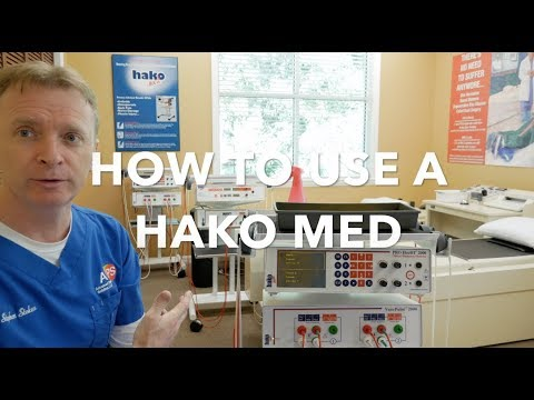 HOW TO USE A HAKO MED  (INSTRUCTIONS)