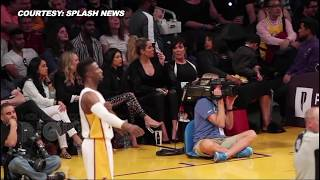 Tristan Thompson BOOED By Fans, After CHEATING ON KHLOE KARDASHIAN