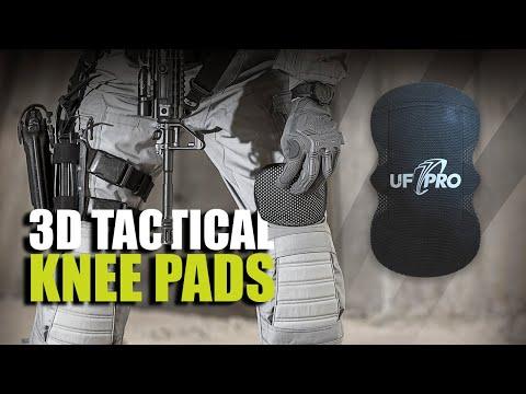 3D Tactical Knee Pads