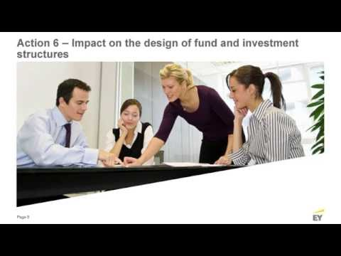 BEPS impact on the Real Estate Fund Industry