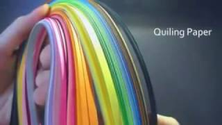 Best Quilling paper art design