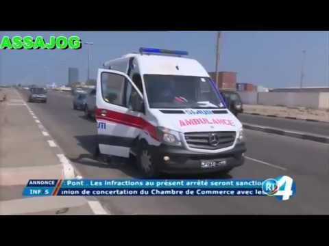 Djibouti: Telefilm Afar-Dirab Kee Nummaay part2