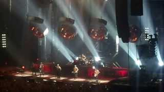 Моя съёмка с концерта Rammstein-pussy(11.02.12г)