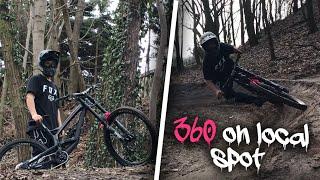 360 on local spot  FREERIDE EDIT  To Ja Kacper