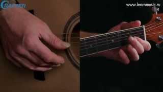 Видео урок: как играть песню Michelle - The Beatles