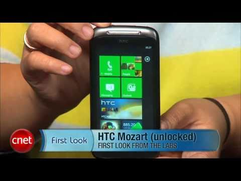 HTC Mozart (unlocked)