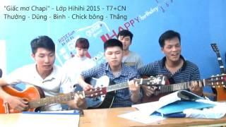 Giấc mơ Chapi (Học viên GPT school)