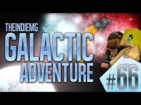 "Minecraft: Galactic Adventure #66 - ""METEOR ATTACK"" (HD)"
