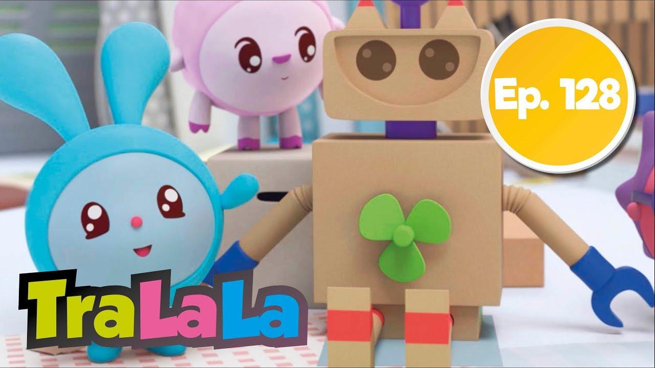 BabyRiki - Inventatorii (Ep. 128) Desene animate | TraLaLa