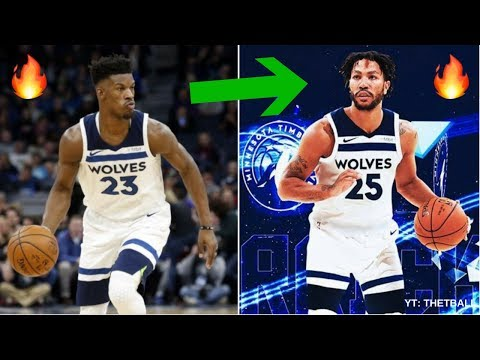 Breaking Down How Derrick Rose Fits With the Minnesota Timberwolves | Reunited With Jimmy Butler!