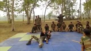 INDIAN ARMY COMMANDO SELF DEFENCE TRAINING MUST WATCH
