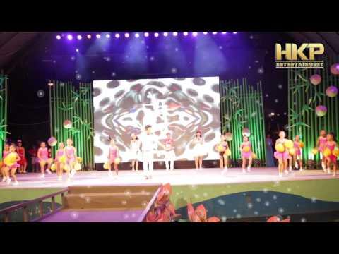 Shalala - Kỳ Phương - HKP Kids - Sân khấu Sen Hồng