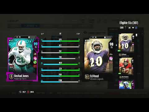 Madden 18 Ultimate Team :: The BEST DEFENSIVE PLAYER IN THE GAME? New Upgrades! :
