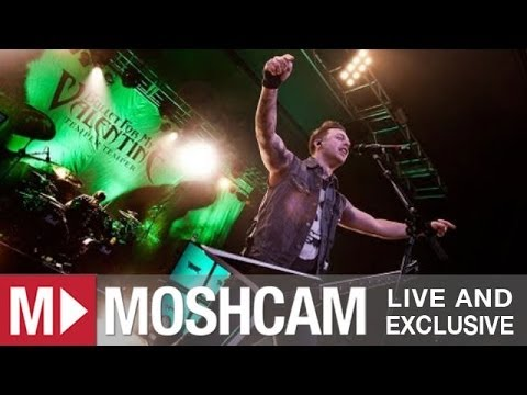Bullet For My Valentine - Intro/Breaking Point | Live in Birmingham | Moshcam mp3