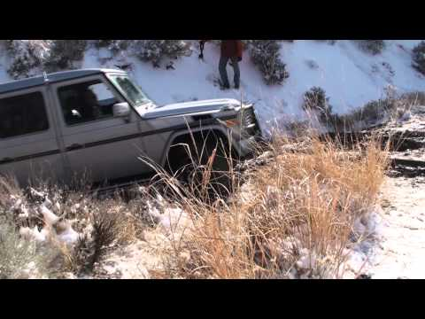 Off-road trip to Northern Nevada Desert