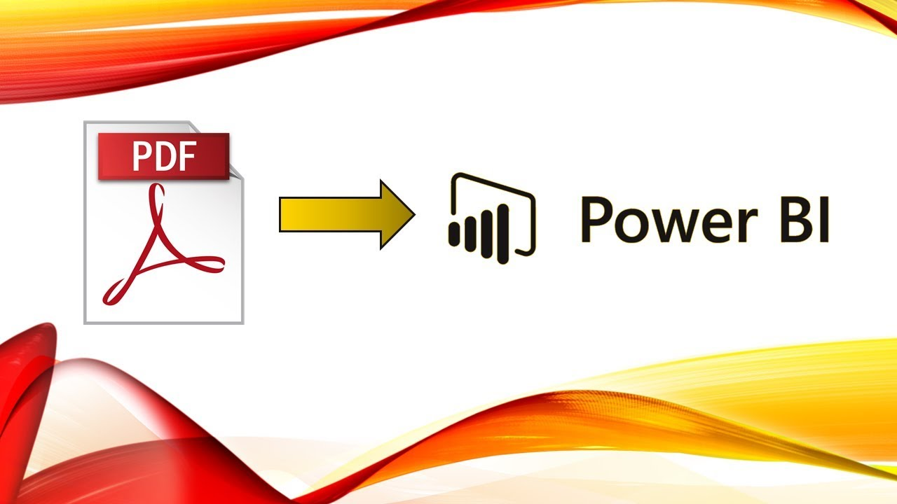 Power Bi Intro To The Pdf Connector Youtube
