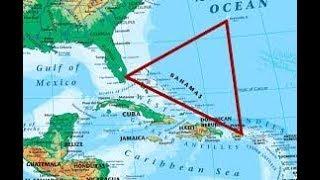 Тайна Бермудского треугольника раскрыта?Что скрывает Бермудский треугольник?Версии.