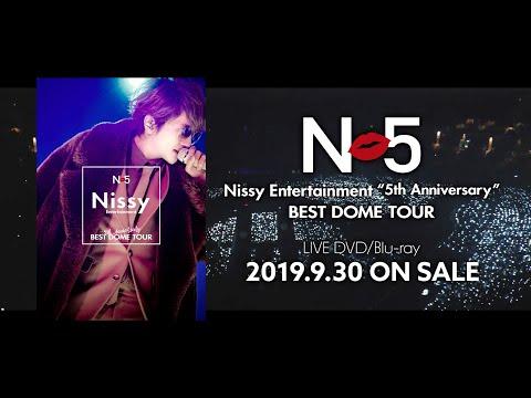 Nissy LIVE DVD/Blu-ray 2019.9.30 ON SALE!! ▶︎BUY NOW https://avex.lnk.to/Nissy_BESTDOME 日本人男性ソロアーティスト史上最年少での開催となった 全国4 ...