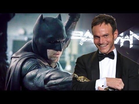 Chris Terrio is helping write The Batman