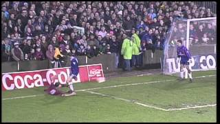 Crystal Palace 3-1 Chelsea - League Cup Quarter-Final, January 1993