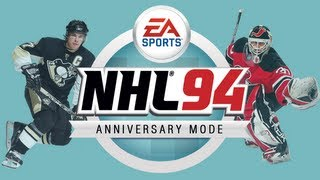 NHL 14 Demo: NHL 94 Anniversary Mode First Look