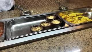 Обзор ужина в Джаз Аквамарин Отдых в Египте 2021 Отели Хургады