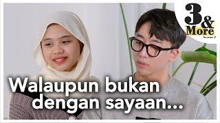 [EP.6] Walaupun bukan dengan saya, saya harap awak bahagia | 3&More.2 | Adik Malaysia& Oppa Korea