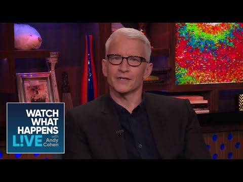 Anderson Cooper's Eye Roll At Kellyanne Conway   WWHL