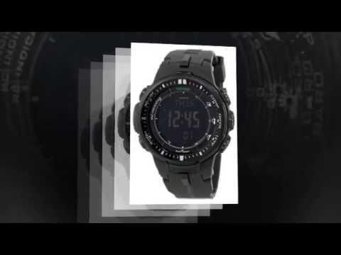 Casio Men's PRW 3000 1ACR Protrek Sport Watch