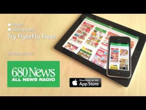 FlyerFlo on 680 News