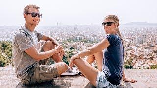 Schönste Aussicht in Barcelona • Bunkers del Carmel, Triumphbogen • Weltreise   VLOG #379