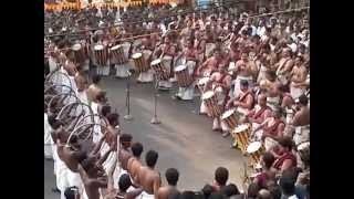 Mattanur Sankarankutty Marar @ Adoor Pooram 2013