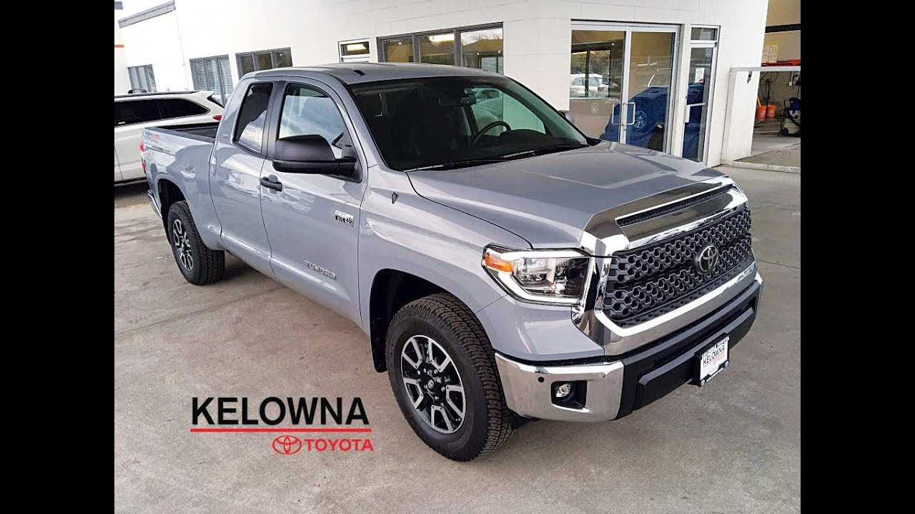 Cement Gray Tundra : Toyota tundra trd off road cement gray double cab