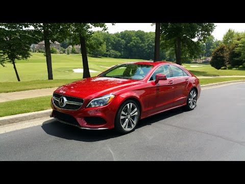 2015 Mercedes Benz CLS400 Review - Daimler's Daily Driver