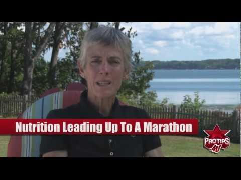 Nutrition with Joan Benoit Samuelson