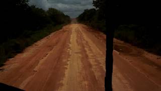 Mozambique highway
