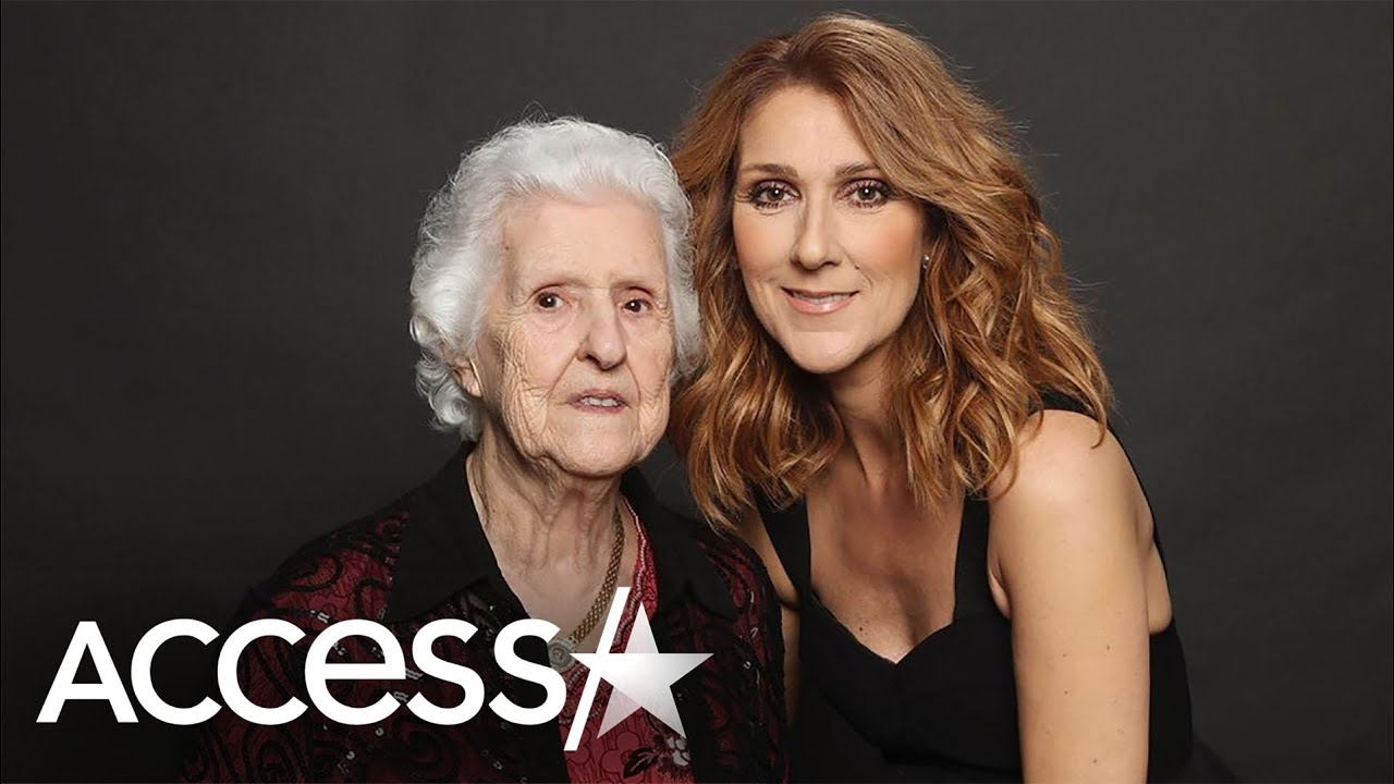 Celine Dion Dedicates Show To Her Mom Who Just Died At 92: 'I'll Sing To You With All My Heart'