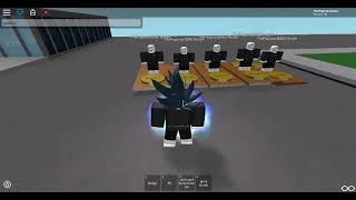 when roblox guest gets ultra instinct