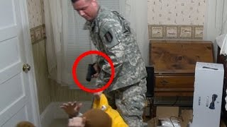 Robbery Prank on US Army Veteran Gone Wrong
