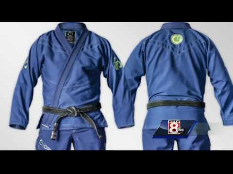 Maine company manufactures combat sport apparel
