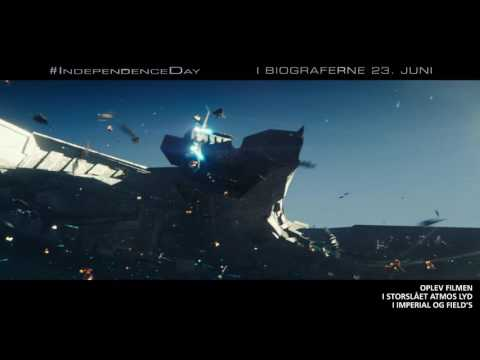 Nordisk Film Biografer - Independence Day