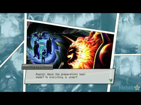 Marvel vs Capcom 3 - Dormammu Ending
