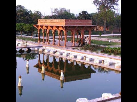 Shalimar Gardens under turmoil