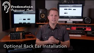 Bento 6 - Optional Rack Ear Installation