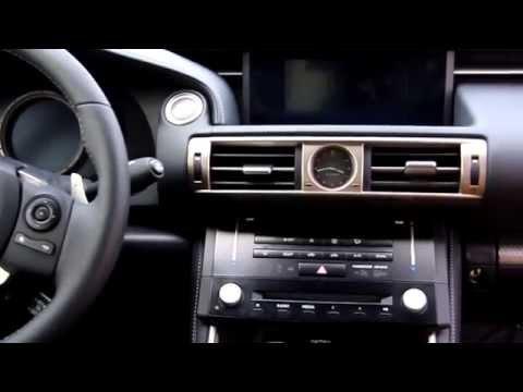 Lexus is 250 обзор  AS test drive