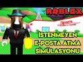 📧 İstenmeyen E-Posta Atma Simülasyonu 📧   Spamming Simulator   Roblox Türkçe