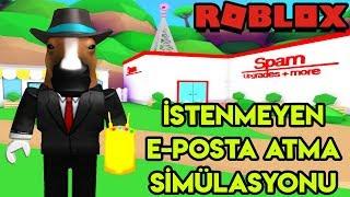 📧 📧 la simulation de seatma e-mail indésirables (fr) Simulateur de spamming (en anglais seulement) Roblox Anglais